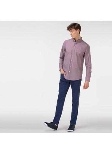Lacoste Erkek Slim Fit Pantolon HH0005T.05L Lacivert